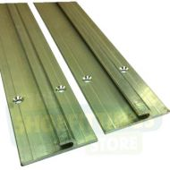 Wall Mounting Battens (Pack of 6 Pairs)